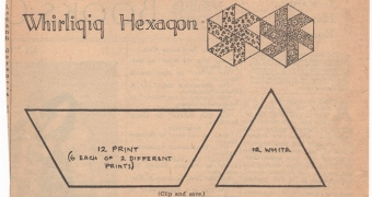 Whirligig Hexagon