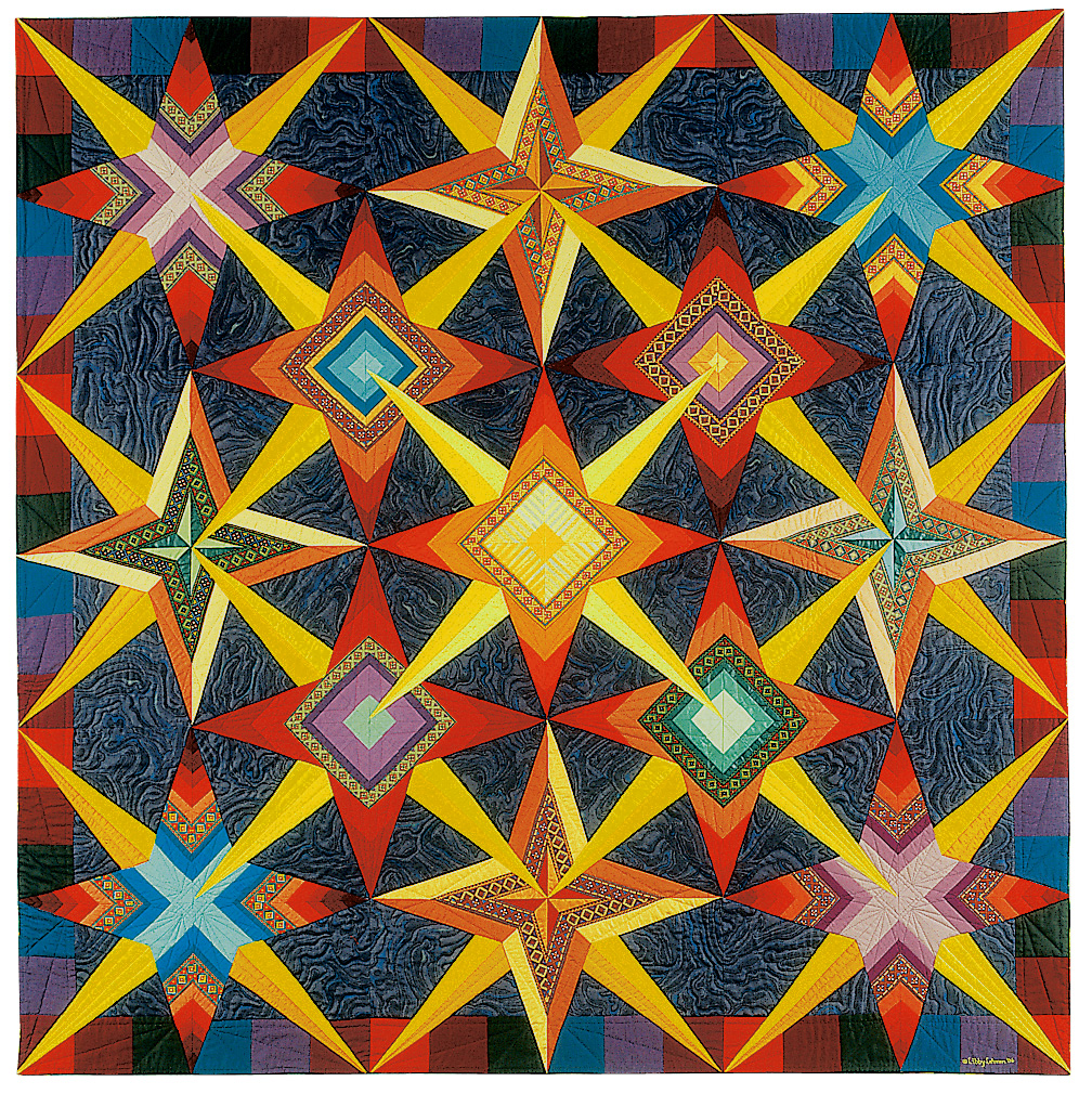 Quilts By Libby Lehman The National Quilt Museum