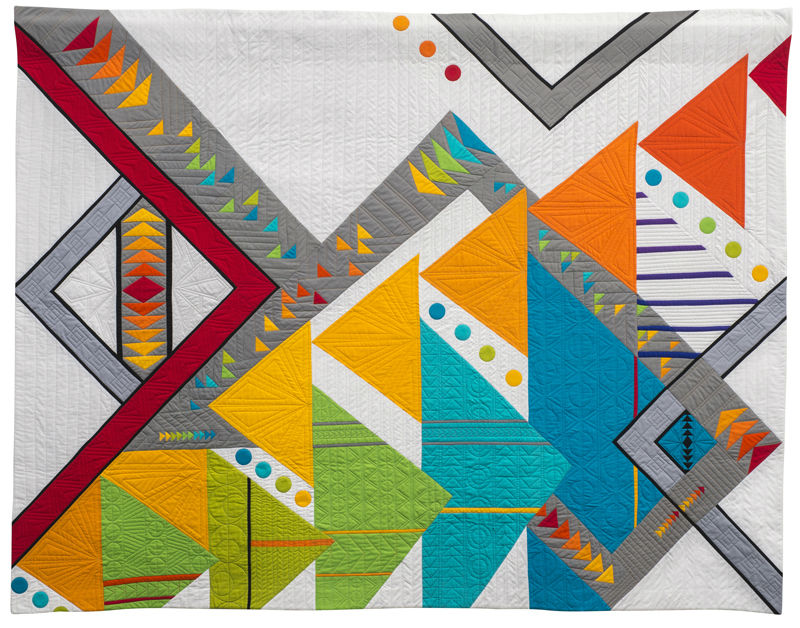New Quilts From An Old Favorite The National Quilt Museum