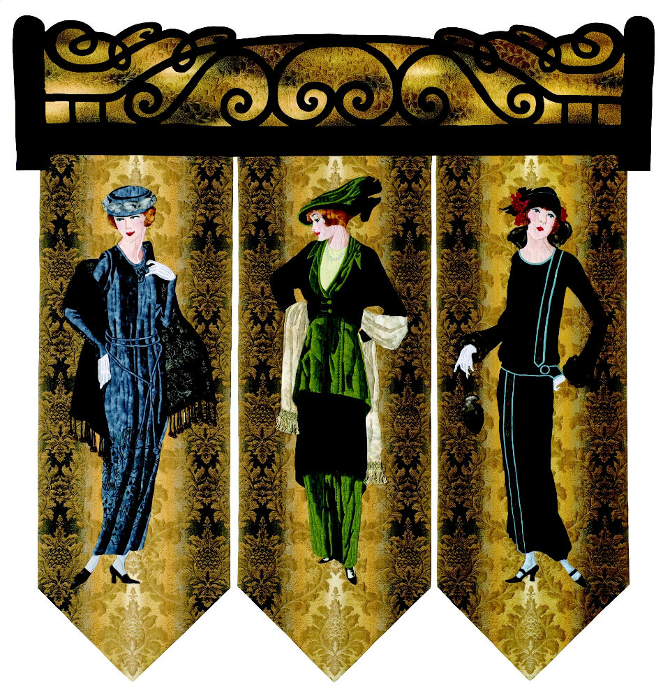 Fashionable Ladies of the '20s by Valeta Hensley