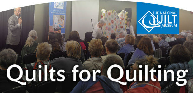 Support the museum by donating quilts and quilting supplies!