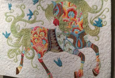'Kadey's Dream' Showcased at National Quilt Museum!