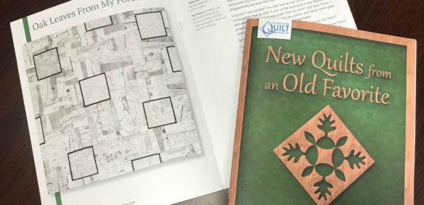 New Quilts from an Old Favorite 2019 gallery guide