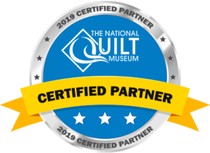 The National Quilt Museum - Certified Partner