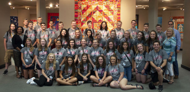 Governor's Scholars summer tours