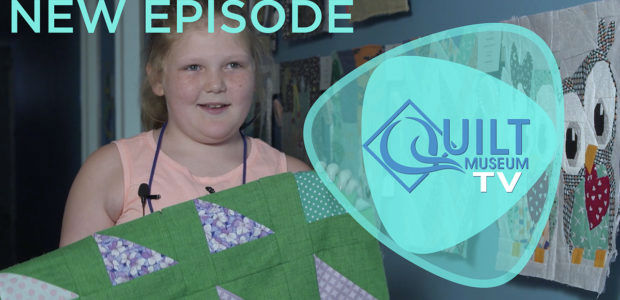 New National Quilt Museum TV Episode