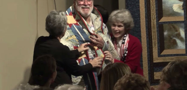 National Quilt Museum and Quilts of Valor Announce Partnership