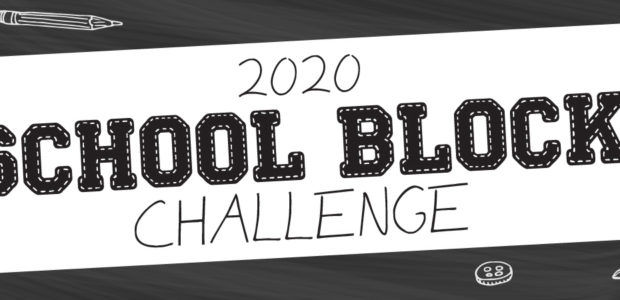 School Block Challenge Reception (video)