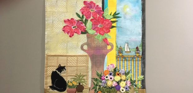 New Corner Gallery Exhibit: Inspired by the Masters by Artist Jane Dunnewold