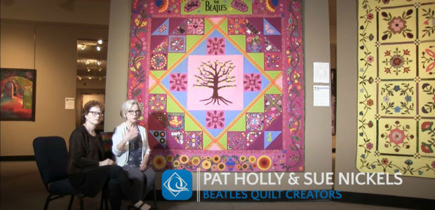 Quilt Museum TV – May 2018 (Video)