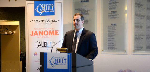 CEO Frank Bennett – The Future of Quilting (Video)