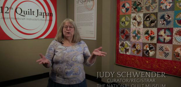 12th Quilt Japan Exhibit (Video)