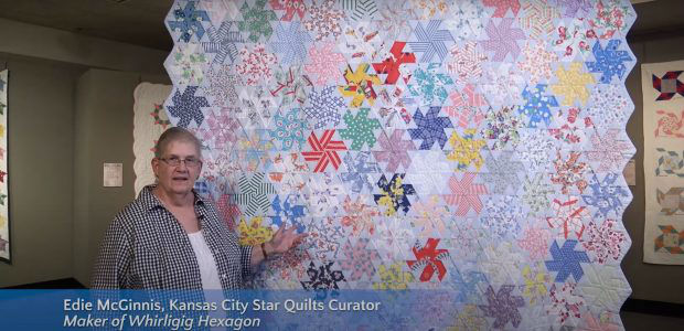 Edie McGinnis discusses the Kansas City Star (Video)