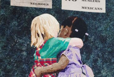 New Exhibit: OURstory:  Human Rights Stories in Fabric