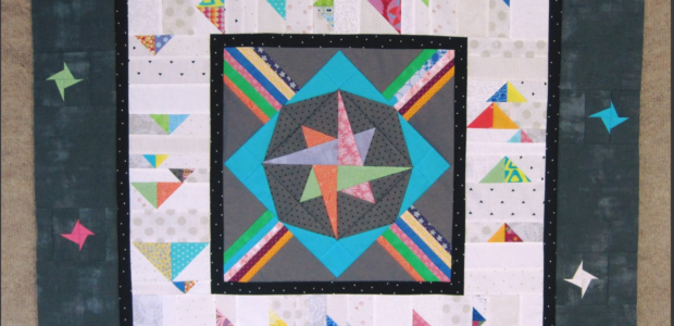 Introducing Star Cluster: The First National Quilt Museum Quilt Along!